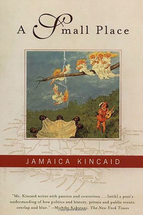 a small place by jamaica kincaid essay