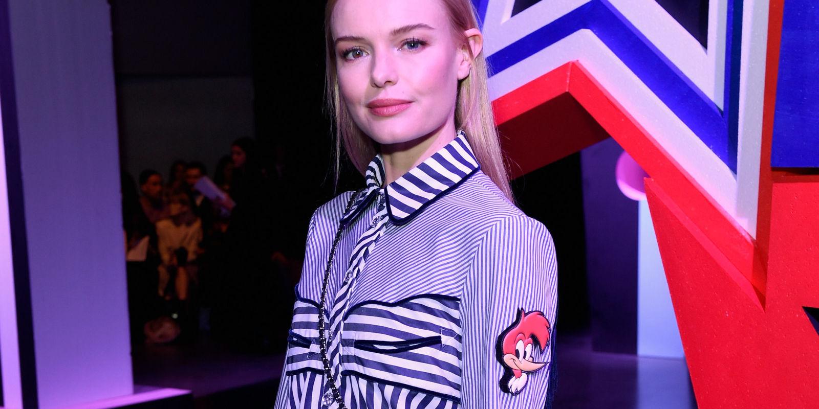 Kate Bosworth Is Wearing Her Favorite Cartoons