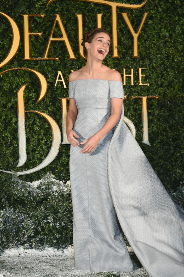 Image result for beauty and the beast emma watson dress