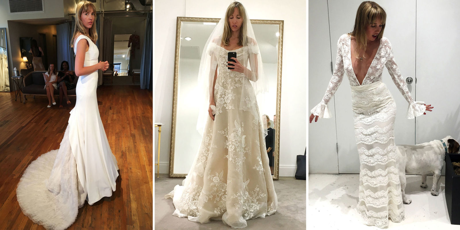 Woman Becomes 11th Bride to Wear 102-Year-Old Family Wedding Dress ...