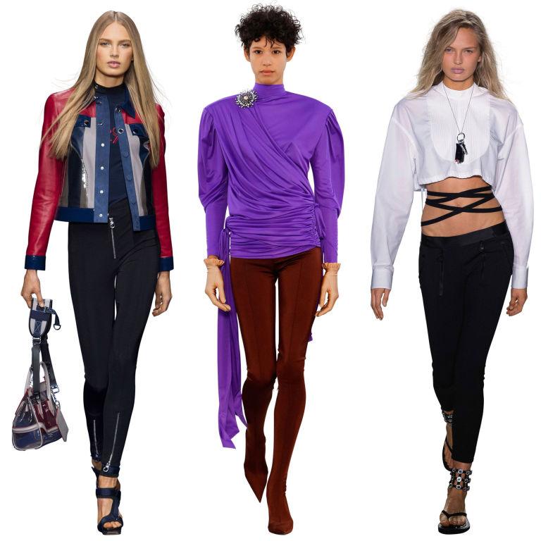 Resultado de imagem para leggings 2017 trend