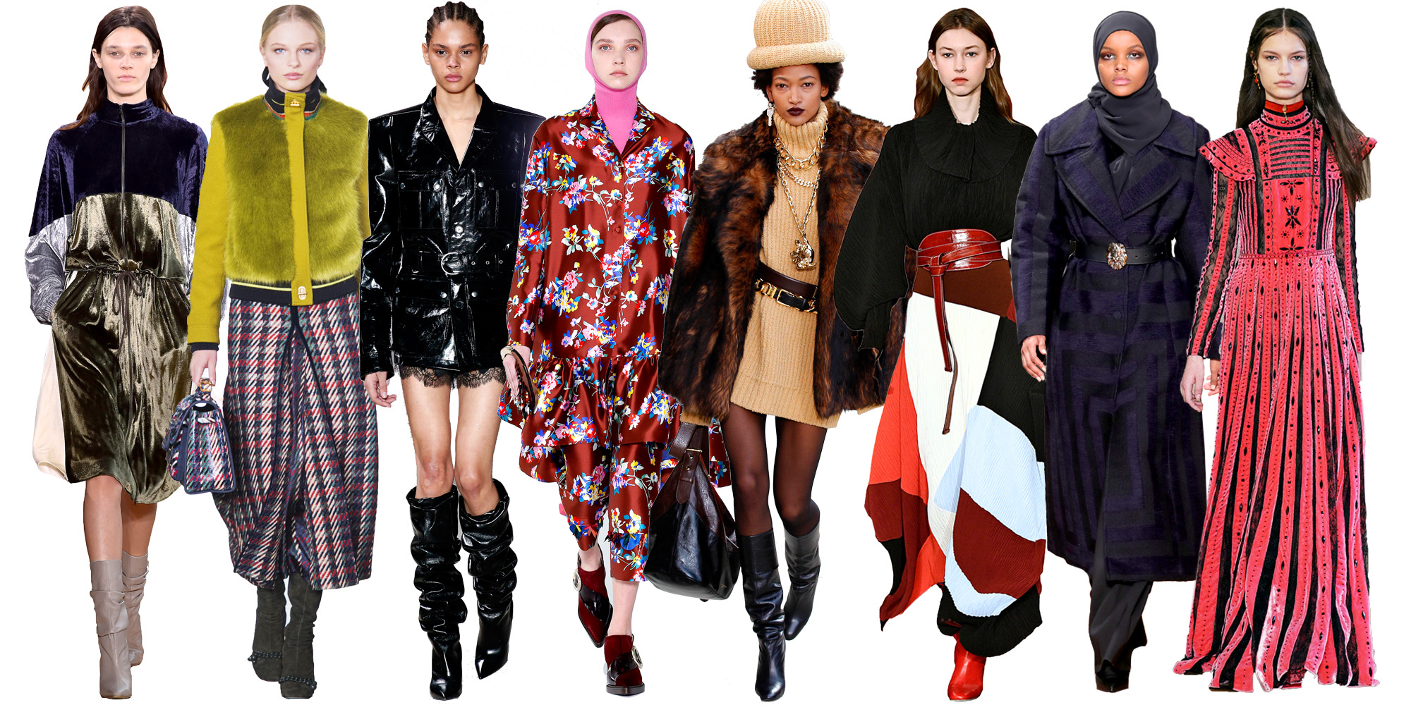 Fall 2017 Fashion Trends Guide To Fall 2017 Styles And