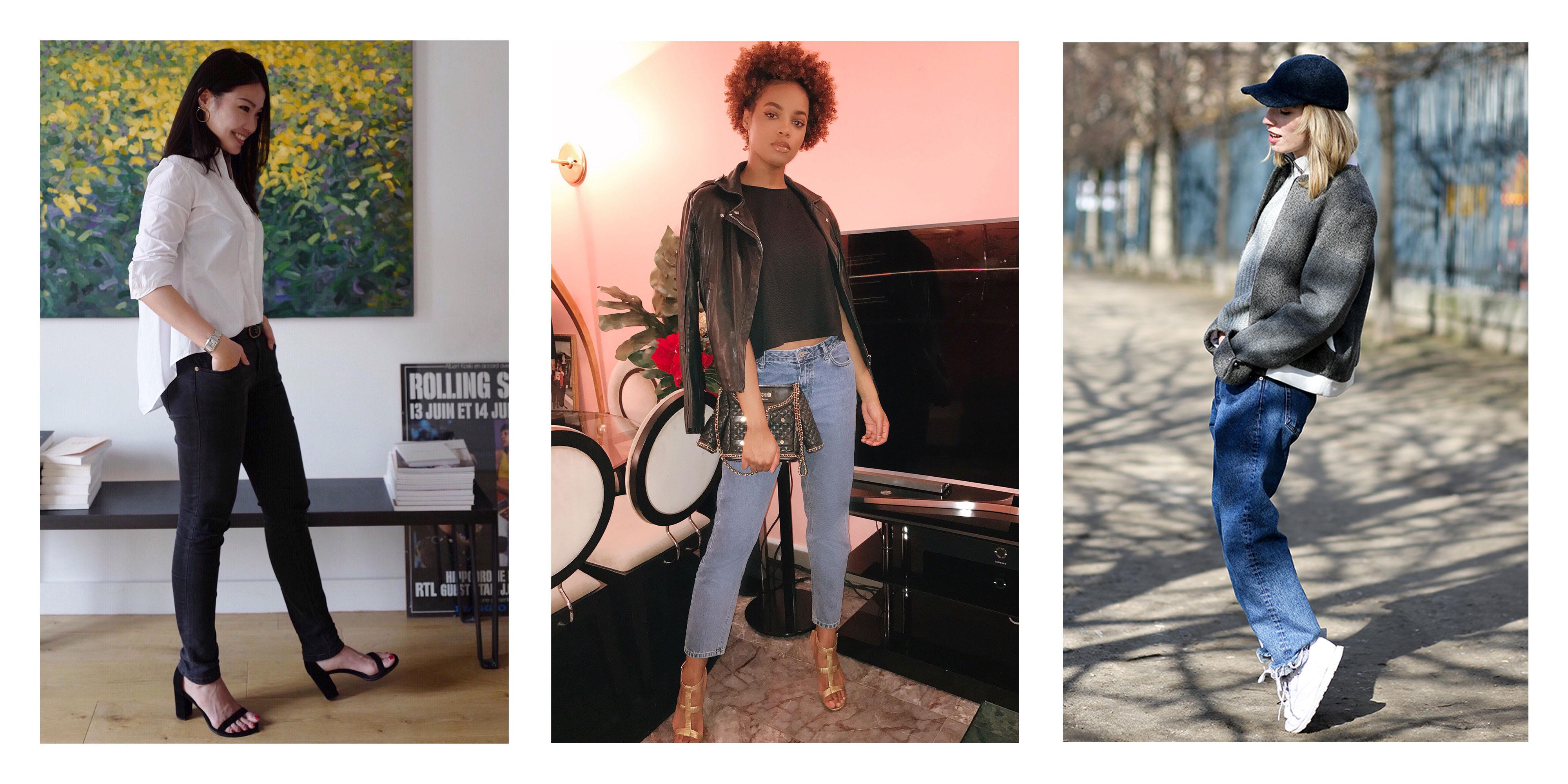 Spring 2017 Fashion Trends Denim Trends Jeans