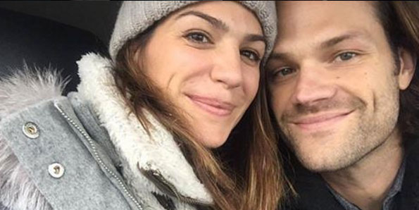 Fashion print trends 2017 - Jared Padalecki And His Wife Genevieve Padalecki Welcome A