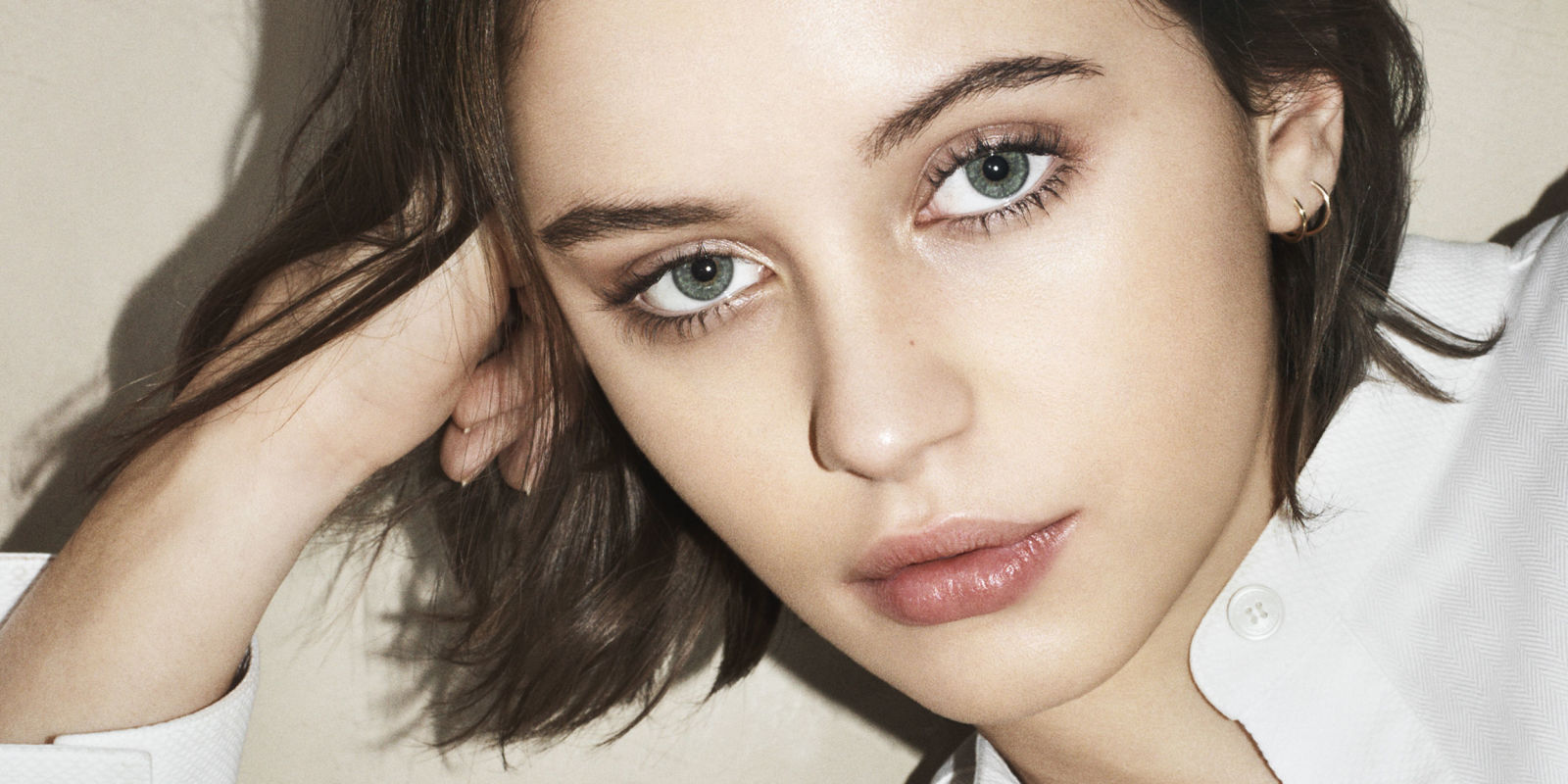 Iris Law Is the Burberry Version of Lily-Rose Depp