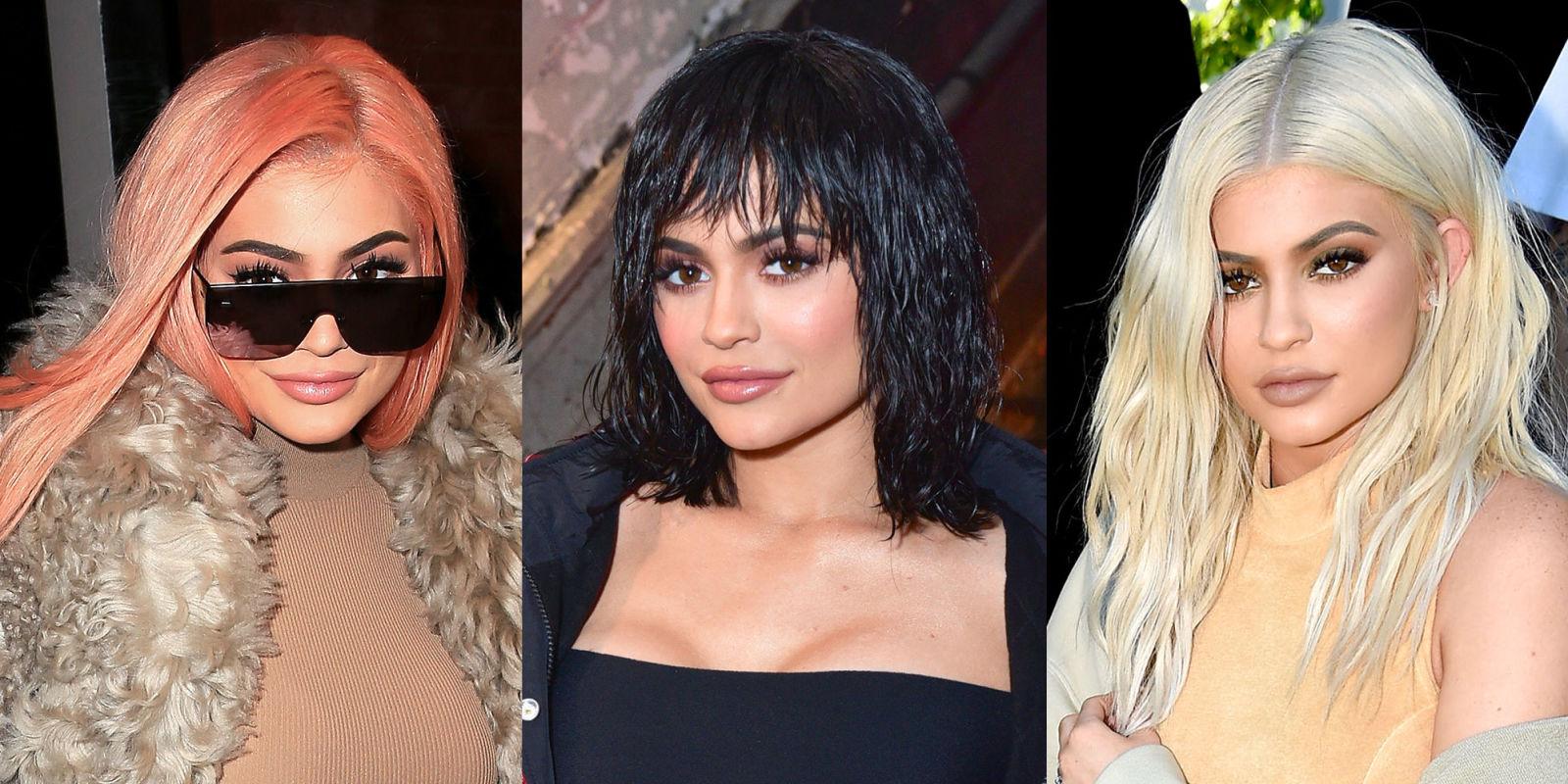 Hairstyles Kylie Jenner: 50 Best Kylie Jenner Hair Looks