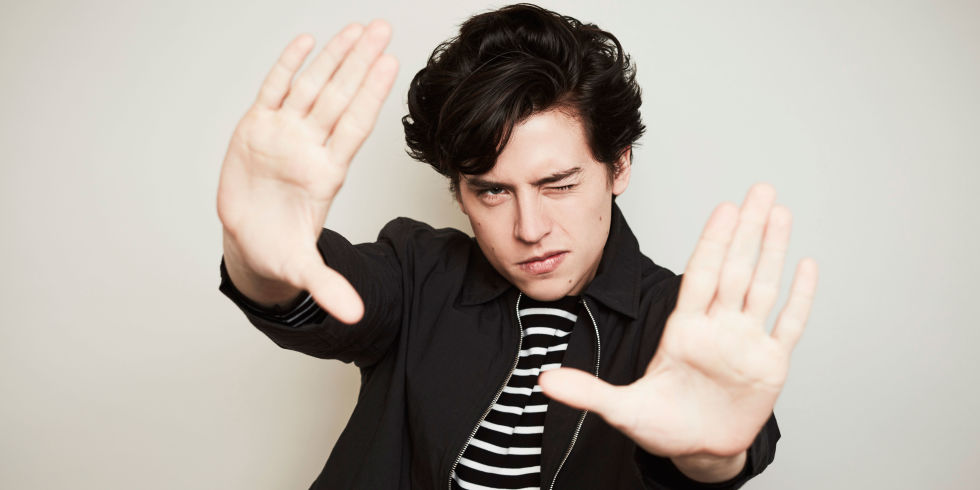Cole Sprouse Talks About Playing Jughead in Riverdale TV Show ...