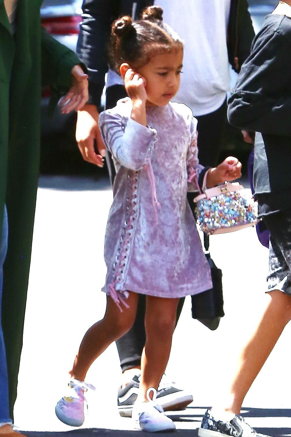 North West Style - North West Fashion Photos
