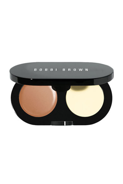 Under-eye circles might have been a beauty trend in Japan, but for those who still want to brighten them up, this redness-reducing yellow-tinted concealer, plus a dusting of setting powder works wonders. $37, bobbibrown.com
