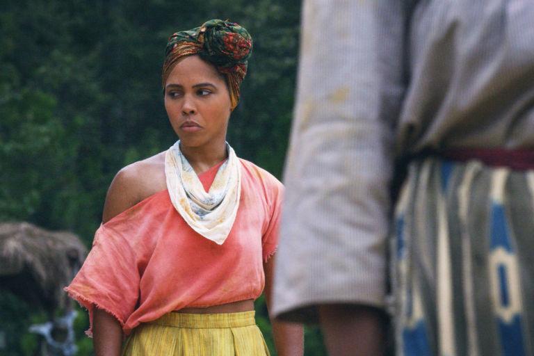 Amirah Vann as Ernestine in 'Underground'