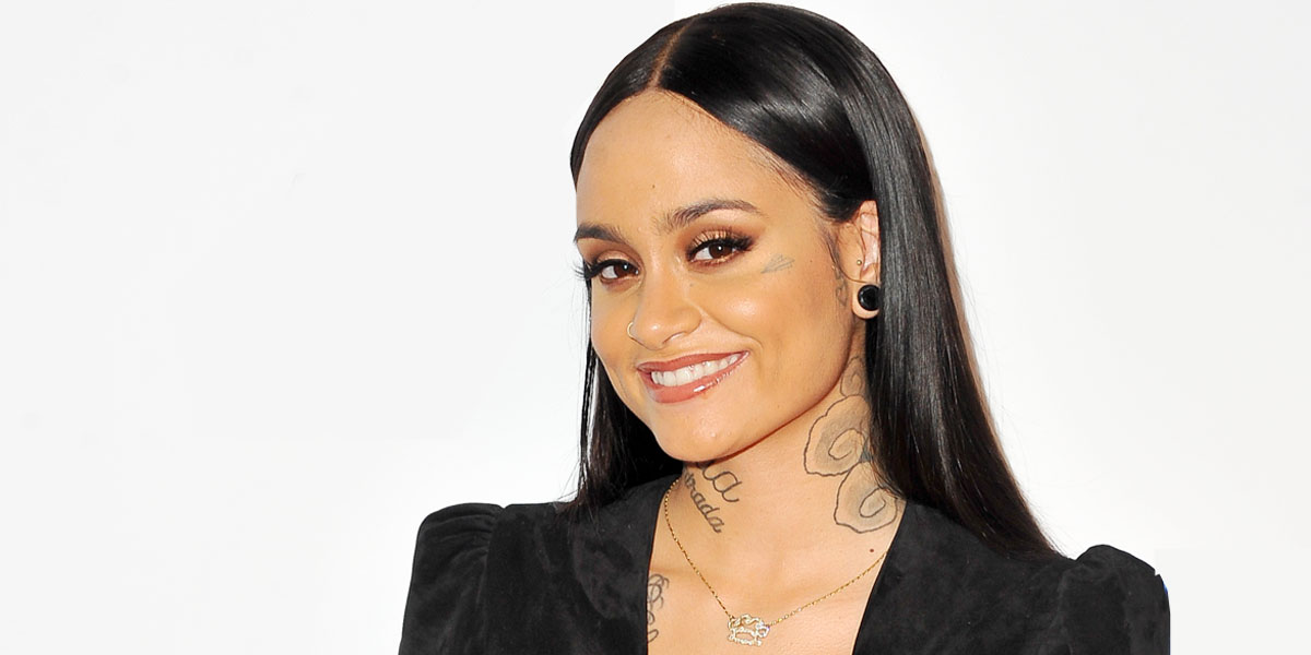 Fashion trends 2017 fall - Kehlani Is The New Face Of Make Up For Ever Kehlani