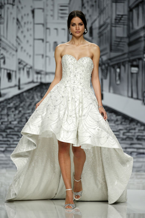 13 Short Wedding Dresses for Summer - 13 Designer Short and Midi ...