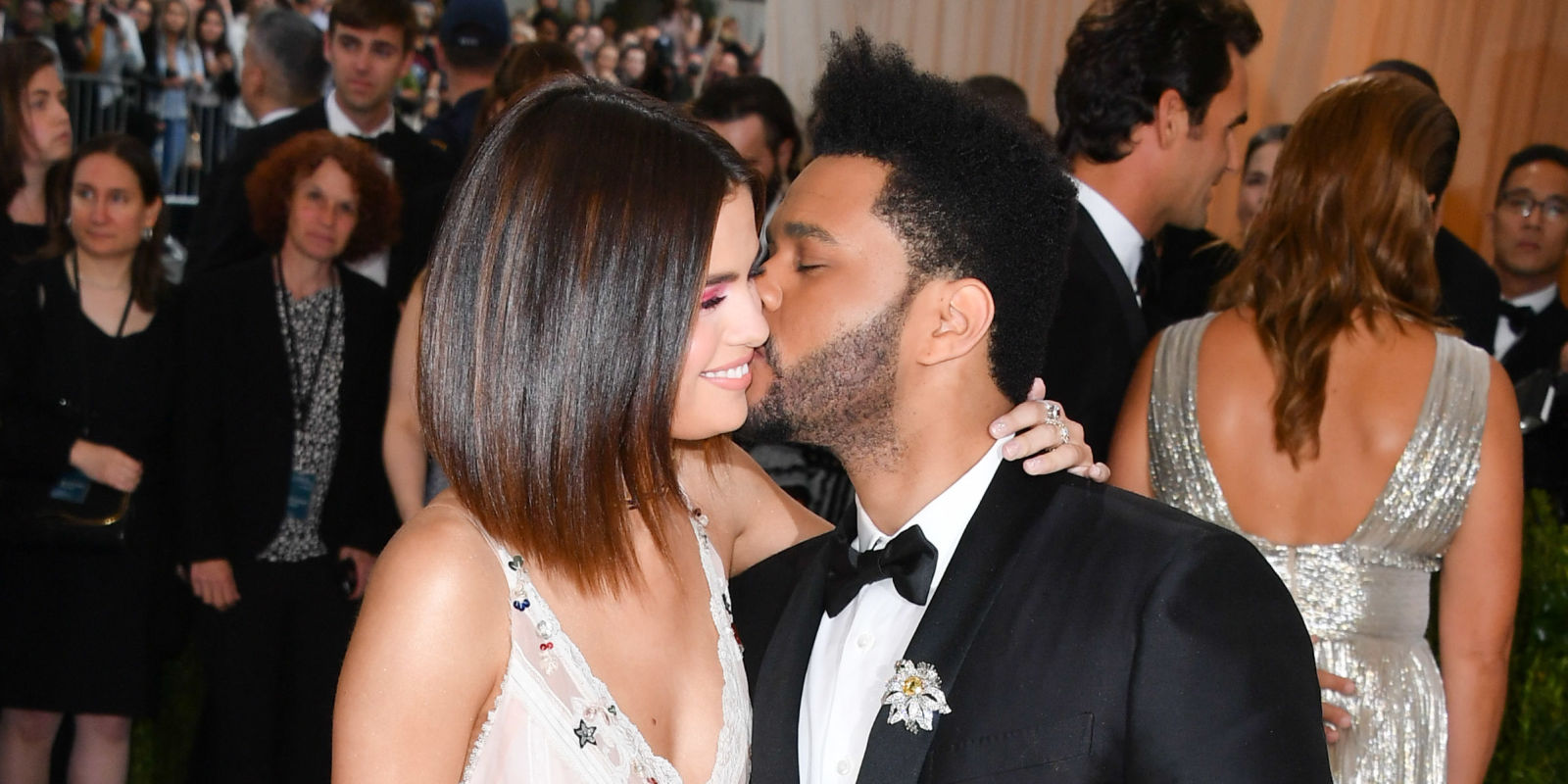 selena gomez and the weeknd video