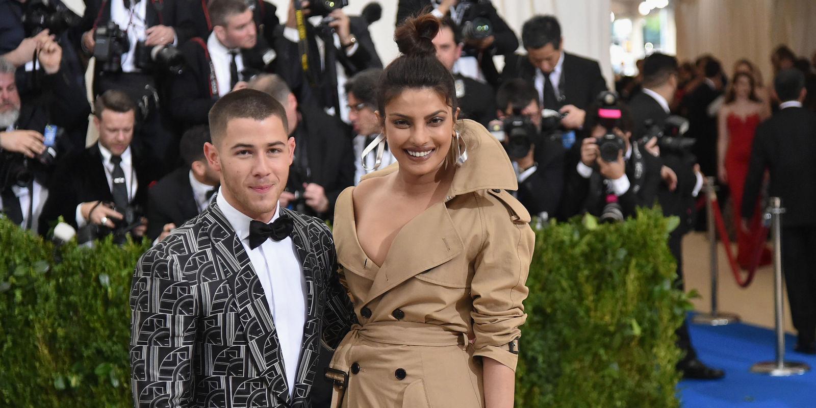 Priyanka Chopra on How She Ended Up With '11-Year-Old' Nick Jonas as Her Met Gala Date