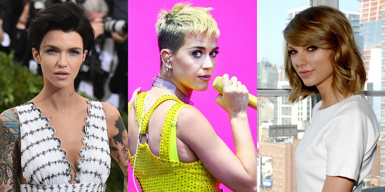 Ruby Rose Has Some Words for Katy Perry Post-Taylor Swift Diss Track