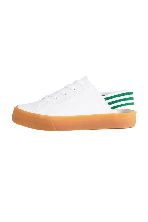 ASOS Dallas Nights Sling Back Sneakers, $40; asos.com