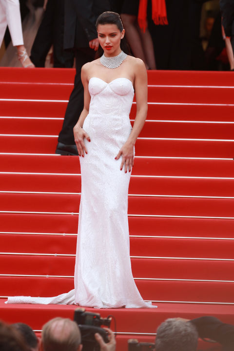 At theLoveless (Nelyubov)premiere on May 18th, day 2 of the Cannes Film Festival.