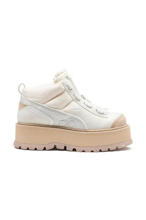 Puma by Rihanna Zipped Sneaker Boots, $390; puma.com