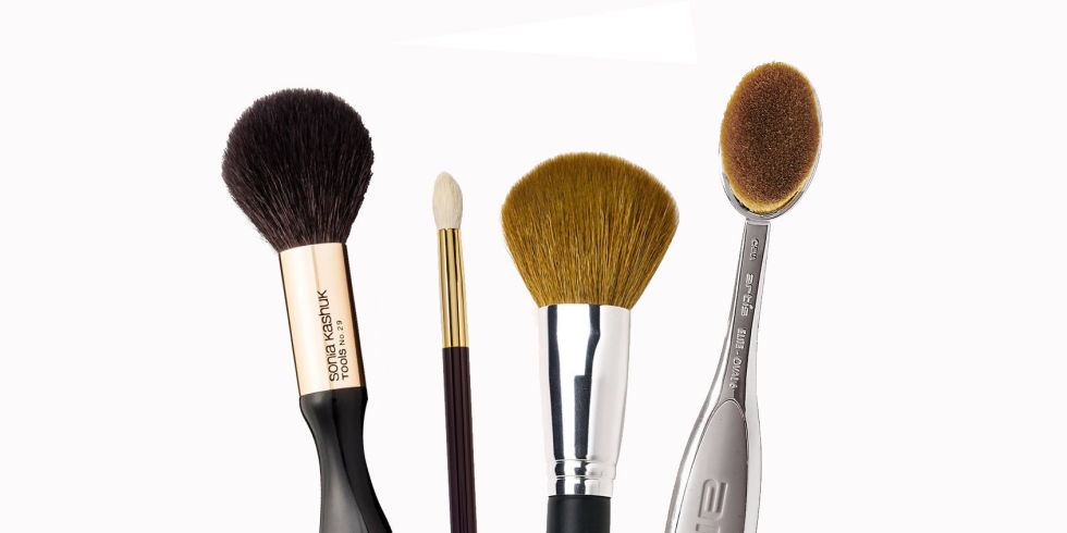 15 Best Makeup Brushes for 2017 - Build the Perfect Makeup Brush Set