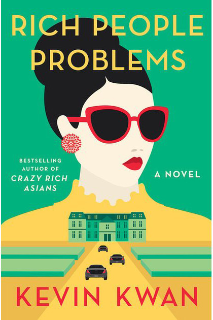 The third installment from Kevin Kwan's wonderfully addictive lifestyles-of-the-super-rich series is here. If you're behind, make room in your beach bag for the full trio.'Rich People Problems' by Kevin Kwan, $15; amazon.com