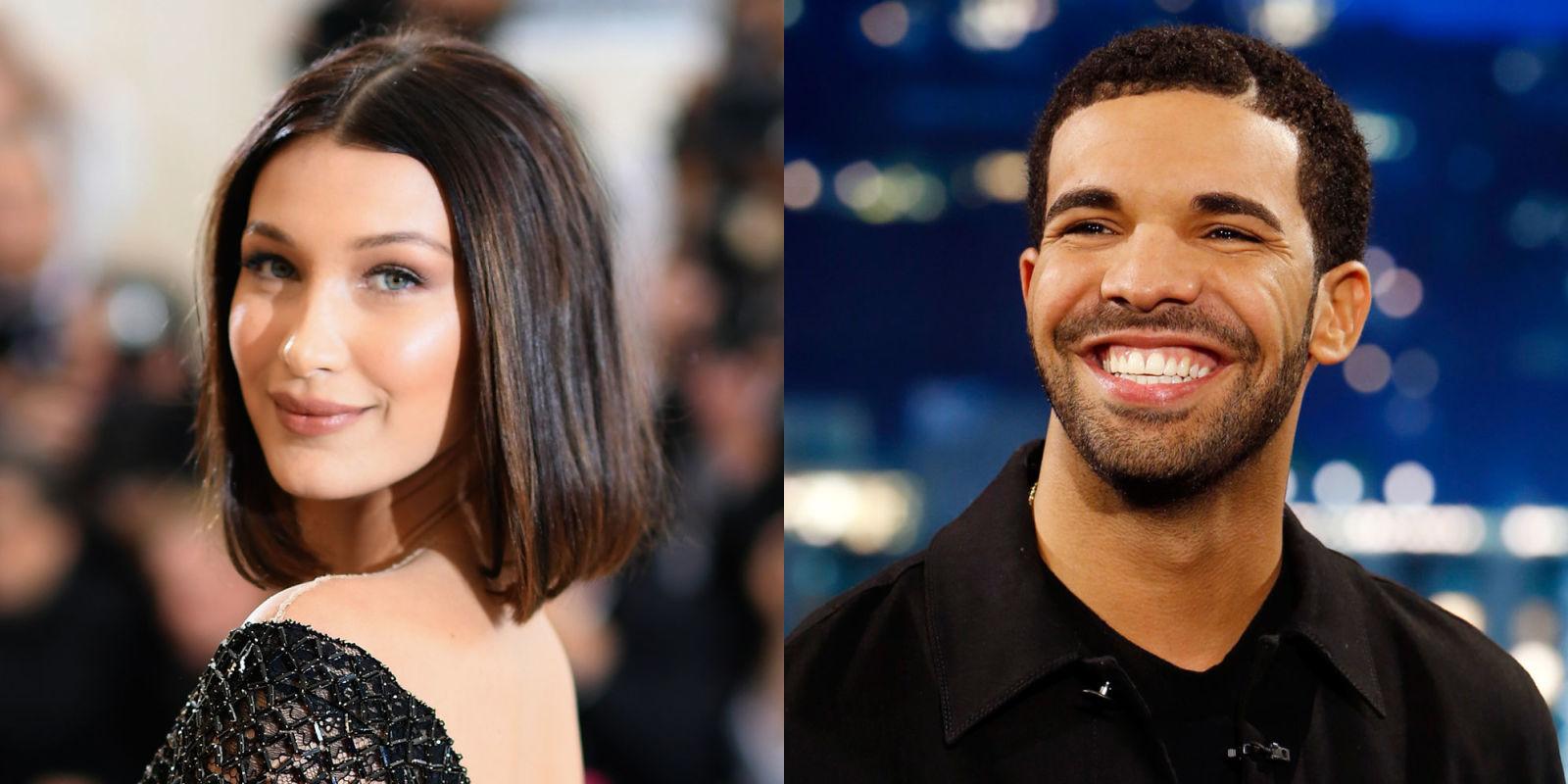 Are Bella Hadid and Drake a THING?