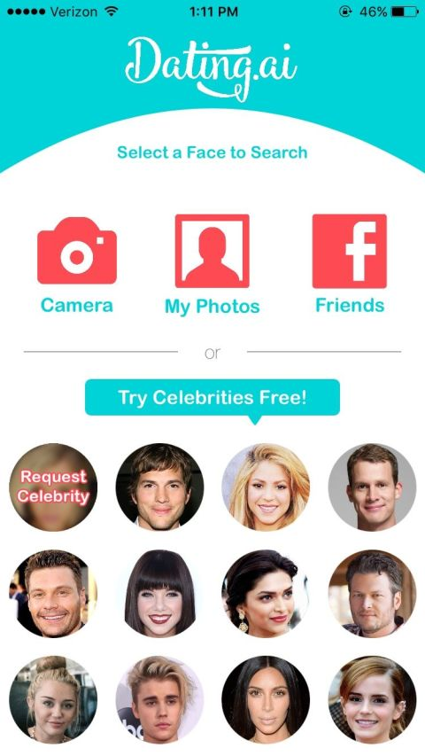 celebrity look alike dating website If you've ever fantasized about dating a hot celebrity like selena  the app  recently launched a new feature, called badoo lookalikes, that.