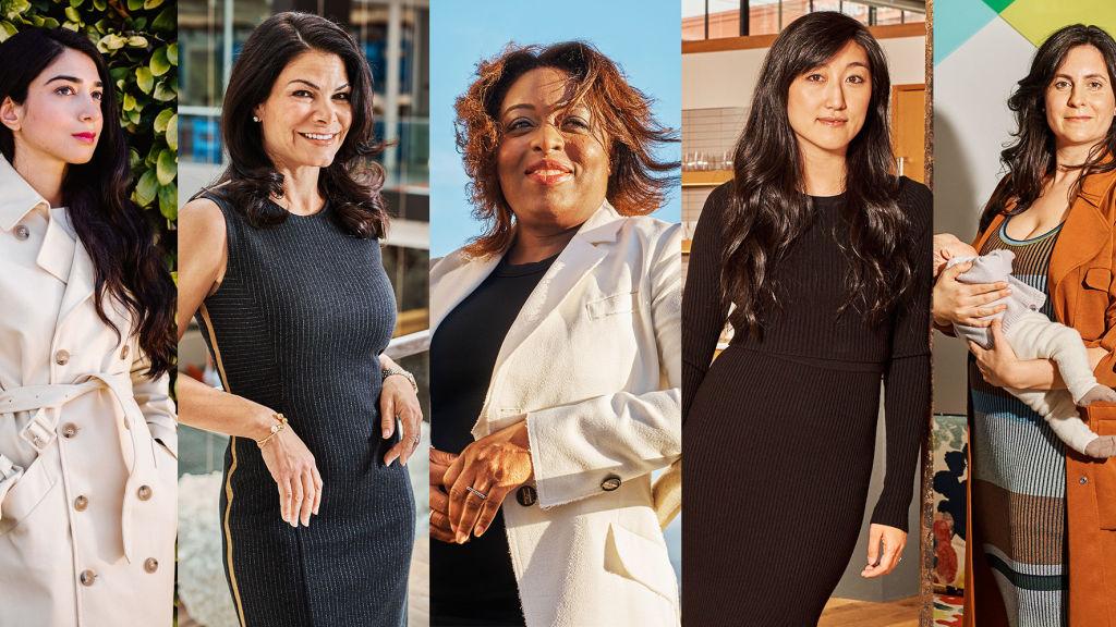 ELLE's 2017 Women in Tech: Star Tech Voyagers