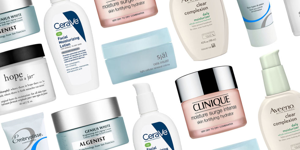 best face moisturizers for 2017 - 12 editor-approved face cream, Skeleton
