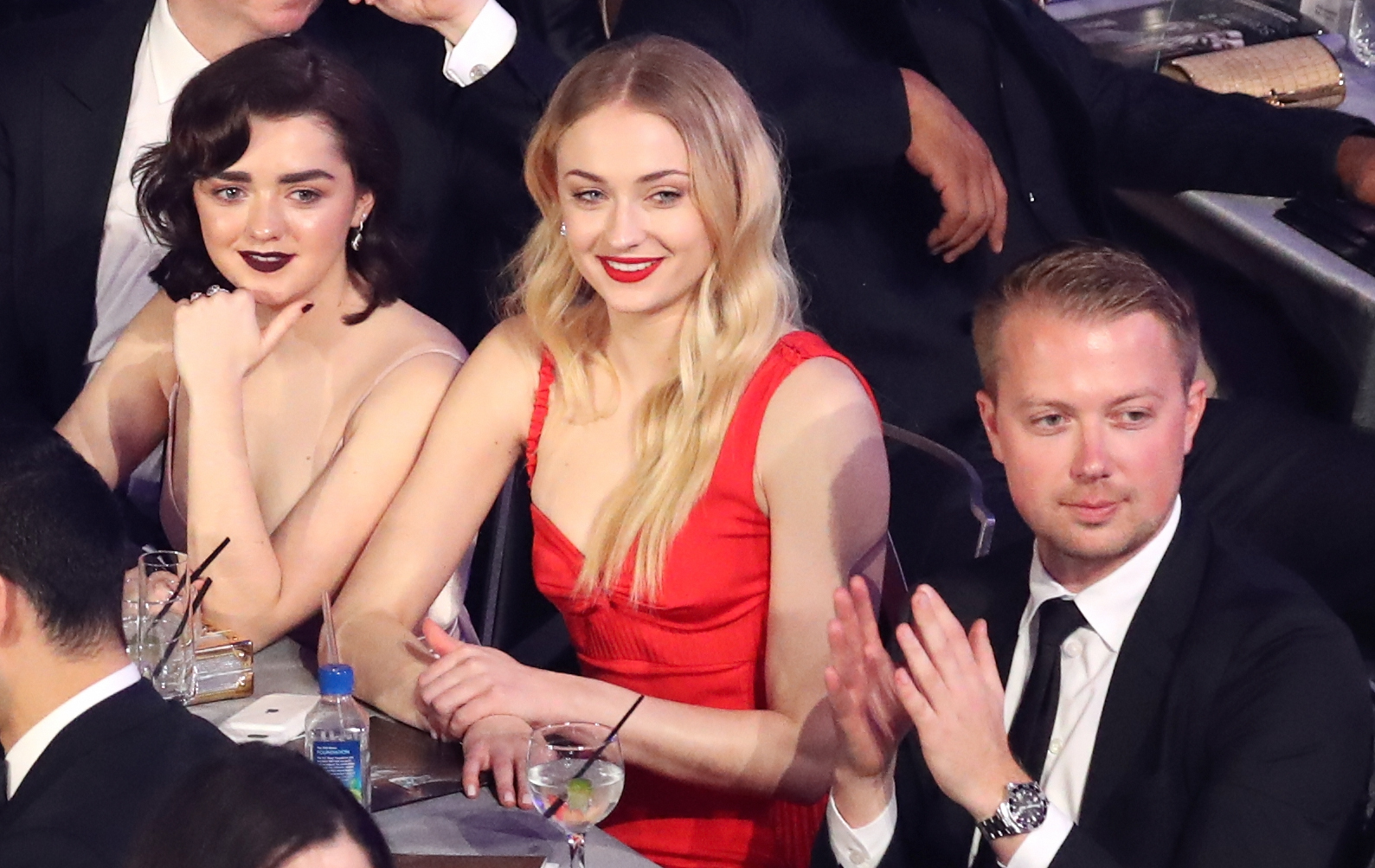 Sophie Turner and Maisie Williams on That Time They Spent Hours Practicing Their Signatures