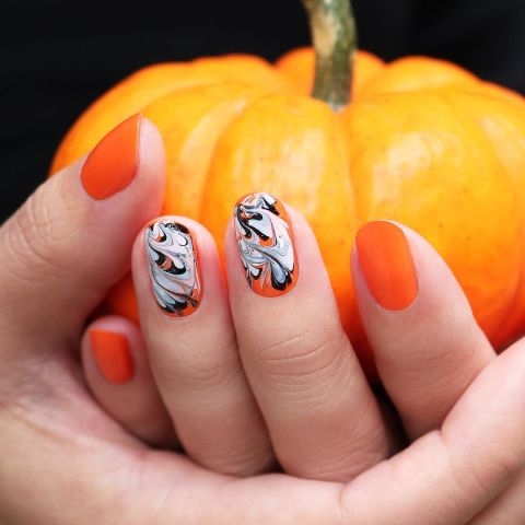 13 Halloween Nail Art Ideas for 2017 - Cute Nail Designs ...