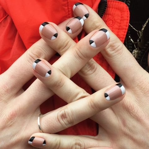 17 french manicure ideas for summer 2017   new nail art