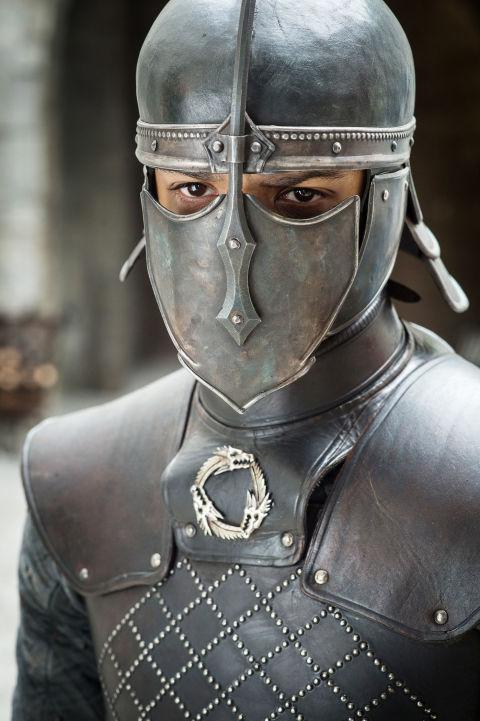 Grey Worm Game of Thrones Season 7