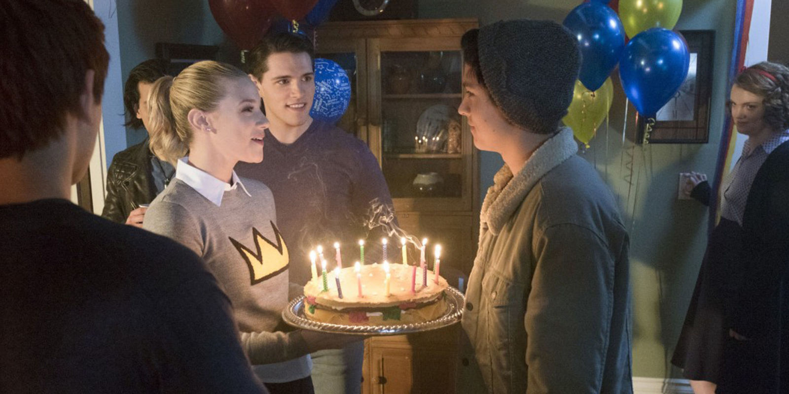 Lili Reinhart Shared the Most Betty Cooper Birthday Tribute to Cole Sprouse