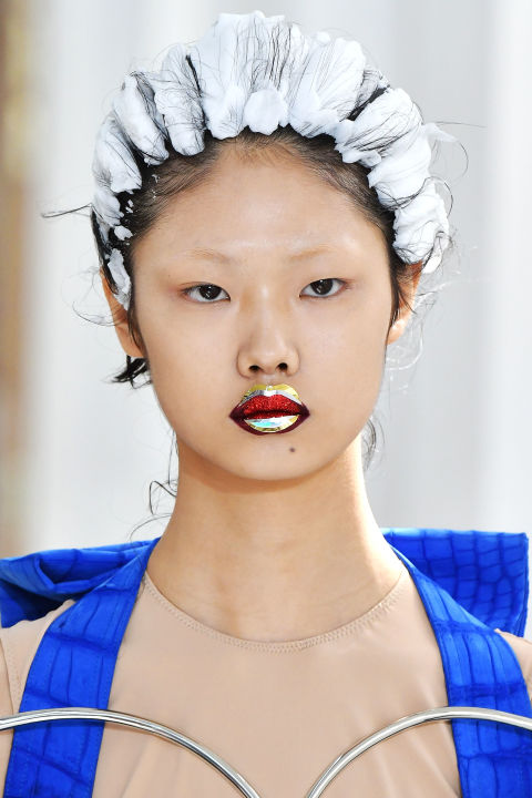 7 Couture Hairstyles That Will Inspire Your Halloween Costume