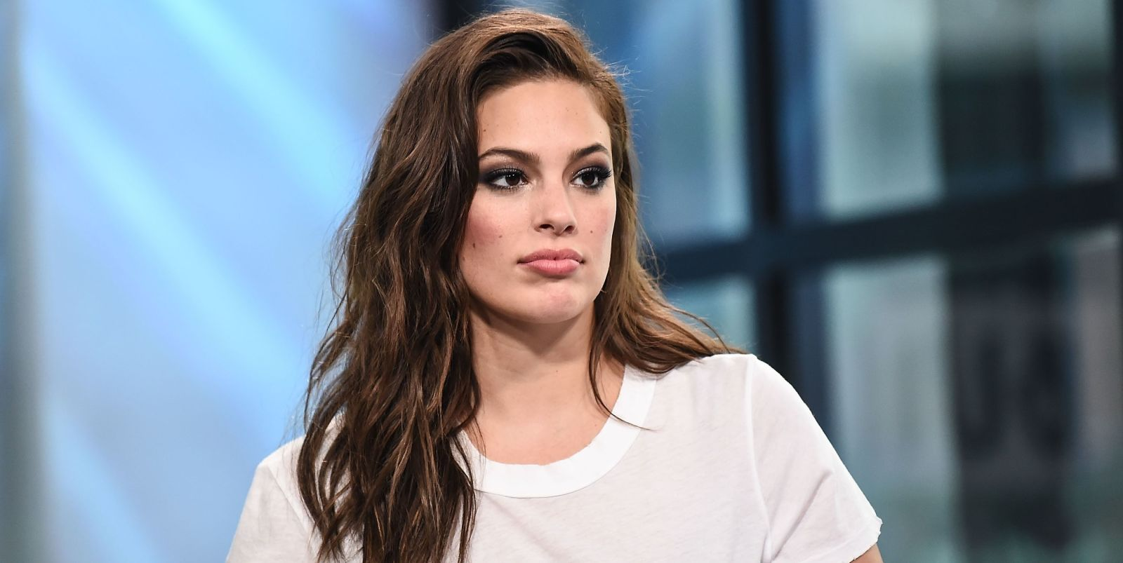 Ashley Graham Had To Skip Last Year's Met Gala Because No Fashion Designers Would Dress Her