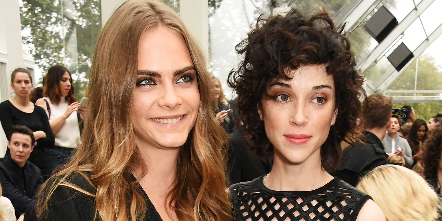 """St Vincent on Dating Cara Delevingne: """"There Are Levels of Fame That Are Unenviable"""""""