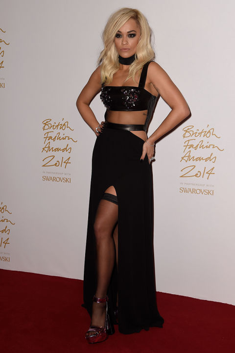 100 Best Red Carpet Moments of 2014 - Celebrity Red Carpet Fashion