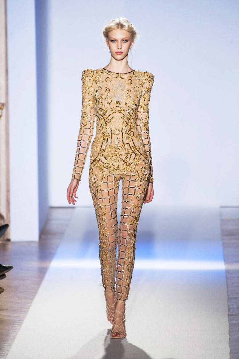 Zuhair murad spring 2013 couture runway zuhair murad for Haute couture collection