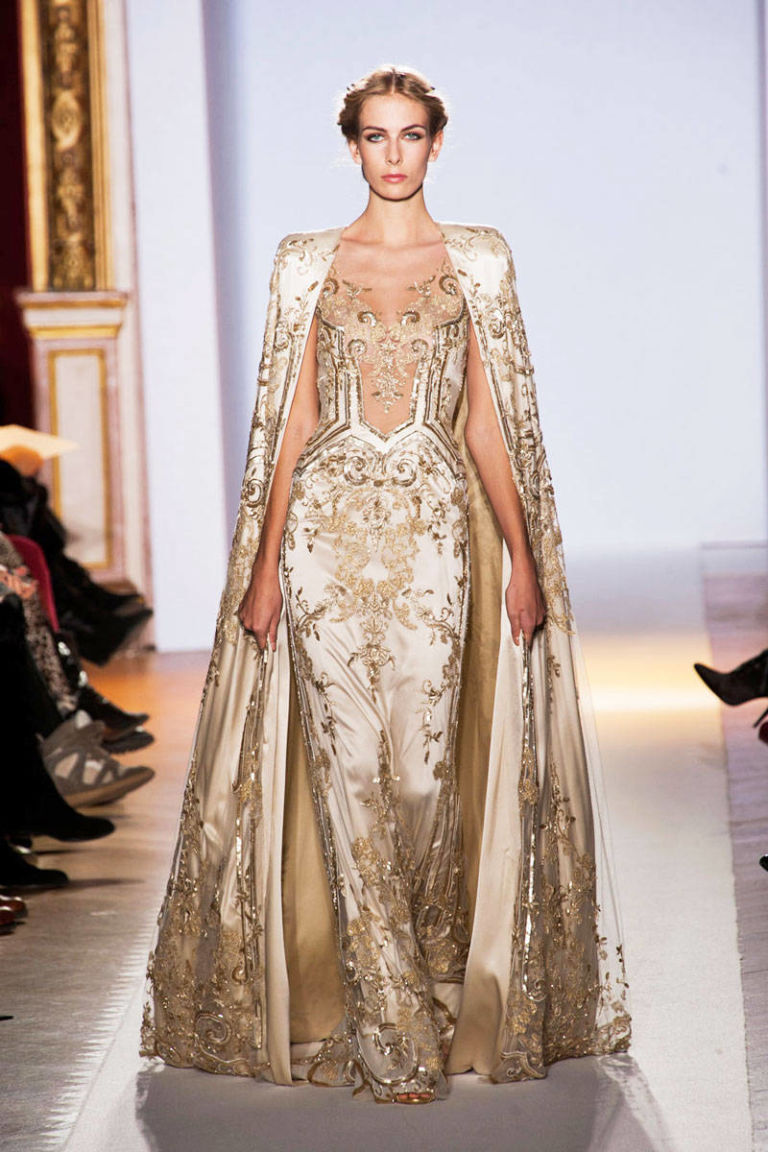 Zuhair Murad Spring 2013 Couture Runway - Zuhair Murad Haute ...