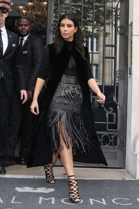 Shake Make Blog Kim Kardashian 39 S Best Street Style Looks