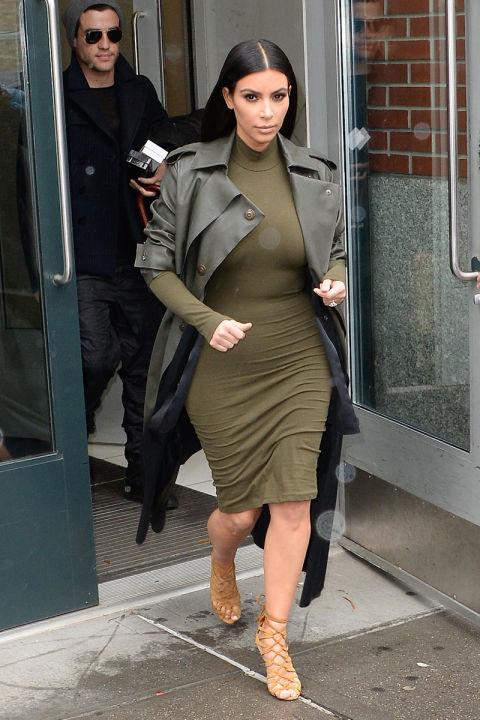 Kim Kardashian Fashion Kim Kardashian 39 S Best 2014 Looks
