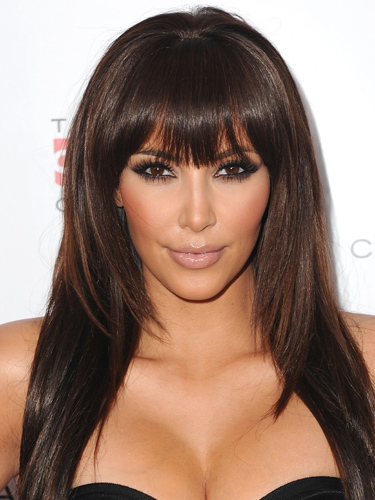 Strange 100 Hairstyles With Bangs You39Ll Want To Copy Celebrity Haircuts Short Hairstyles Gunalazisus