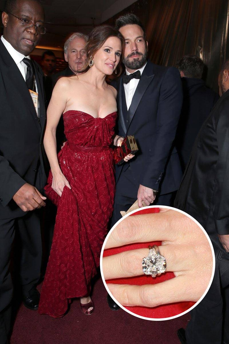 Gorgeous Celebrity Engagement Ring And Wedding Bands  Best Celeb Engagement  Rings