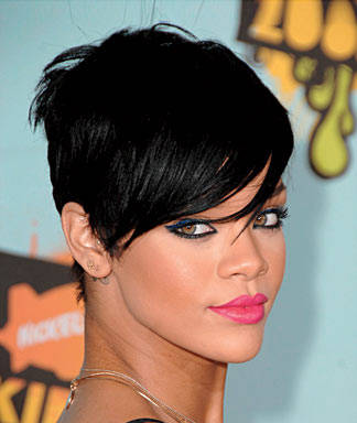 rockabilly hairstyles men : Fringe Benefits: Go Rock n Roll With Bangs