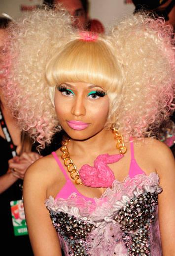 Wondrous Nicki Minaj39S Beauty Secrets Short Hairstyles Gunalazisus
