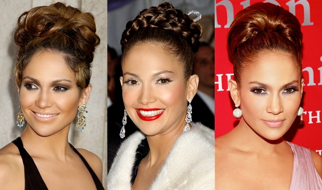 Fabulous Jennifer Lopez39S Hairstyles Short Hairstyles Gunalazisus