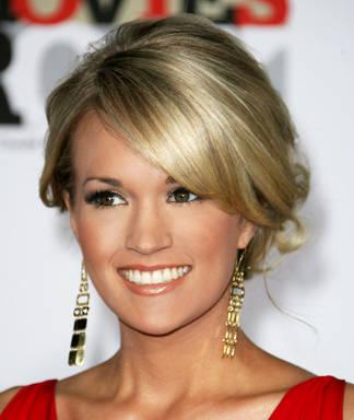 Fine Carrie Underwood39S Hairstyles Short Hairstyles Gunalazisus