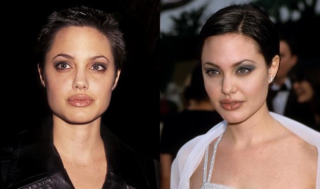 Admirable Angelina Jolie39S Hairstyles Short Hairstyles For Black Women Fulllsitofus