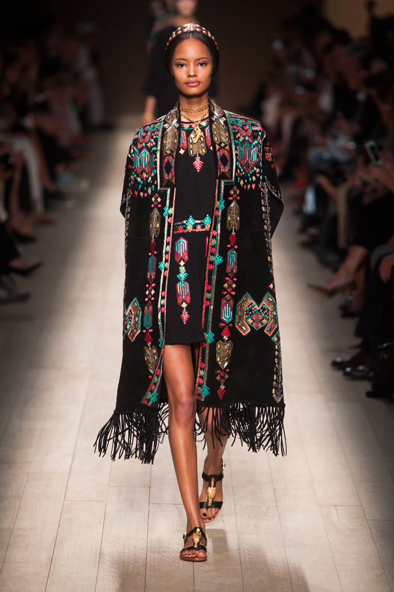 Valentino Spring 2014 Ready-to-Wear Runway