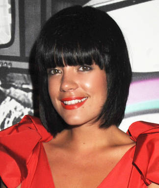 Lily Allen Shares Her Favorite Hair Products  Lily Allen